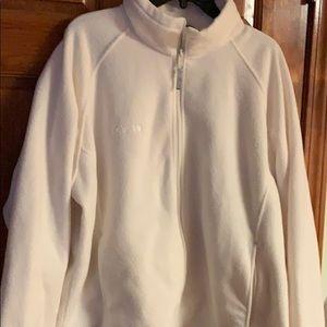 Columbia women's jacket 1X full zipper